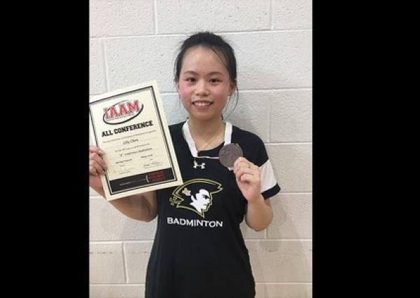 Girls Badminton | The John Carroll School