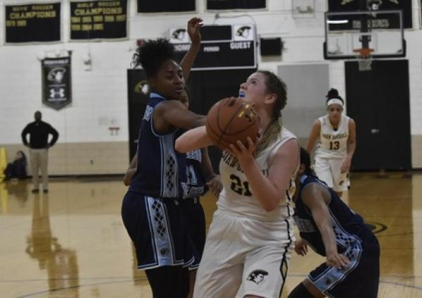 Patriots Fall to St. Frances in Semis