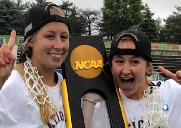 Girls Lacrosse - JC Alums Help JMU to National Championship
